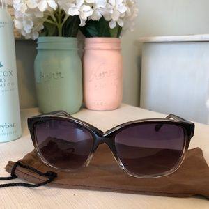 Betsey Johnson Gradient Sunglasses